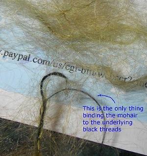 Mohair Thread View