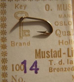 Mustad 36712