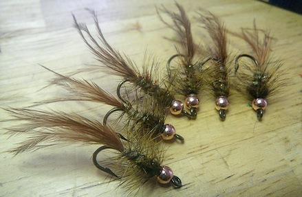 Brown Wiggle Tail