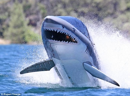 Badass Great White