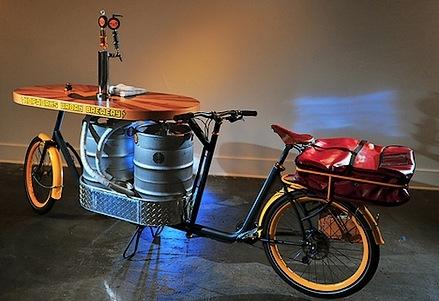 The Beer Bike
