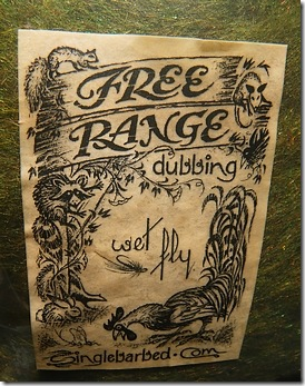 Free Range Label