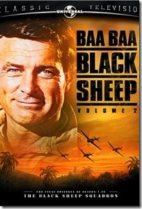 Robert Conrad does Pappy Boyington